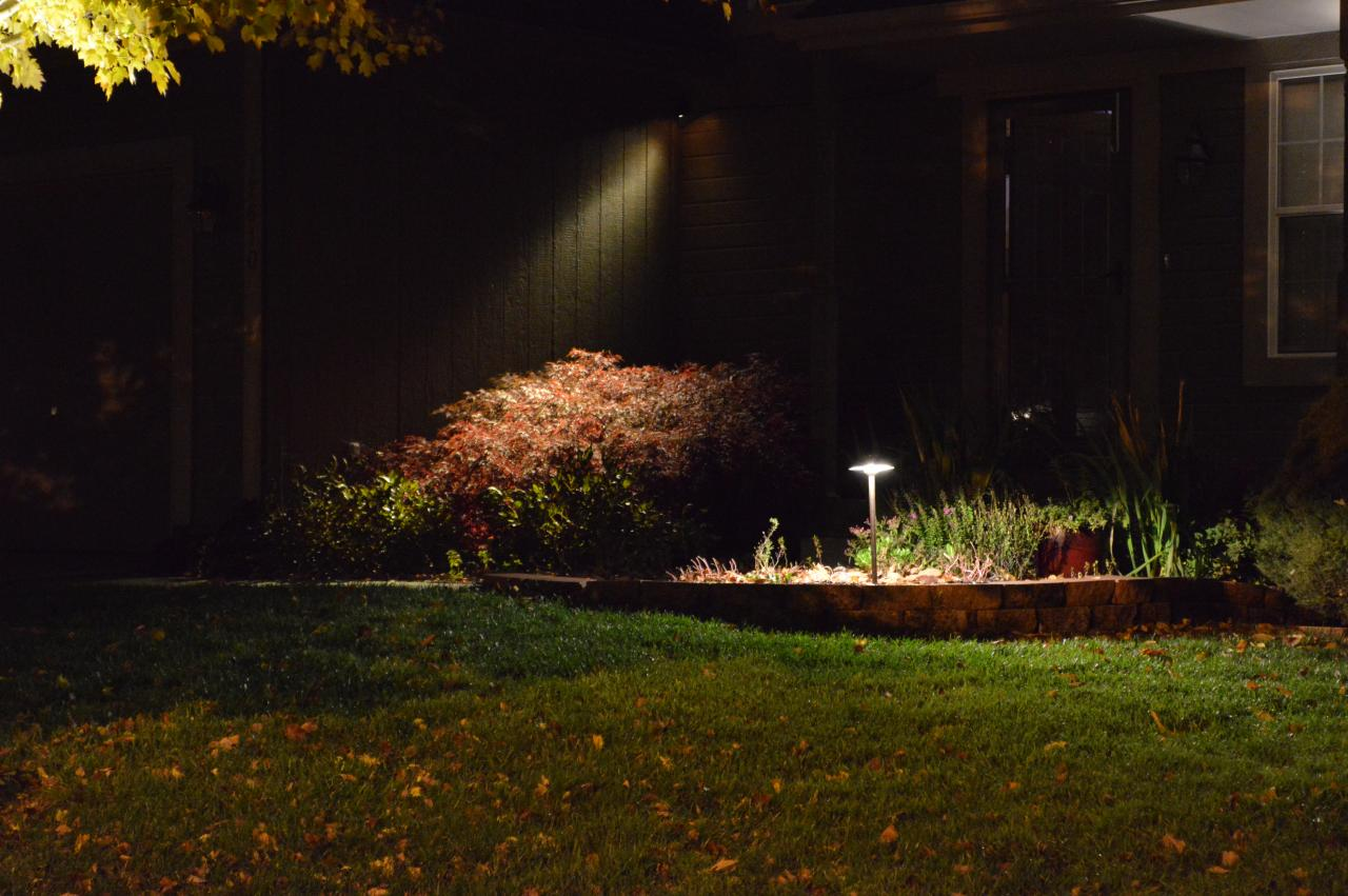 Green with envy llc professional landscape lighting for Professional landscape